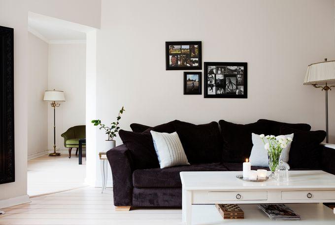 Boho deco chic 75 metros de un acogedor piso sueco for Decorar casa 25 metros