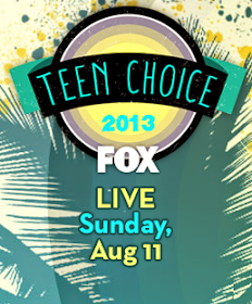 VOTE AT THE TEEN CHOICE AWARDS 2013