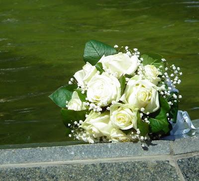 Свадебное фото - букет невесты