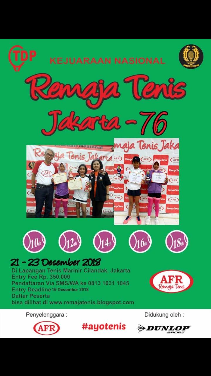 RemajaTenis Jakarta-76