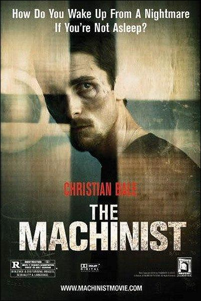 Ver The Machinist (El maquinista) (2004) Online
