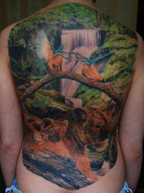 Gallery Of Tattoos