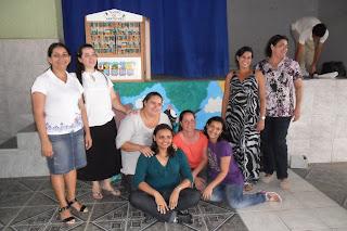 FORMAÇÃO SEMECE 2011