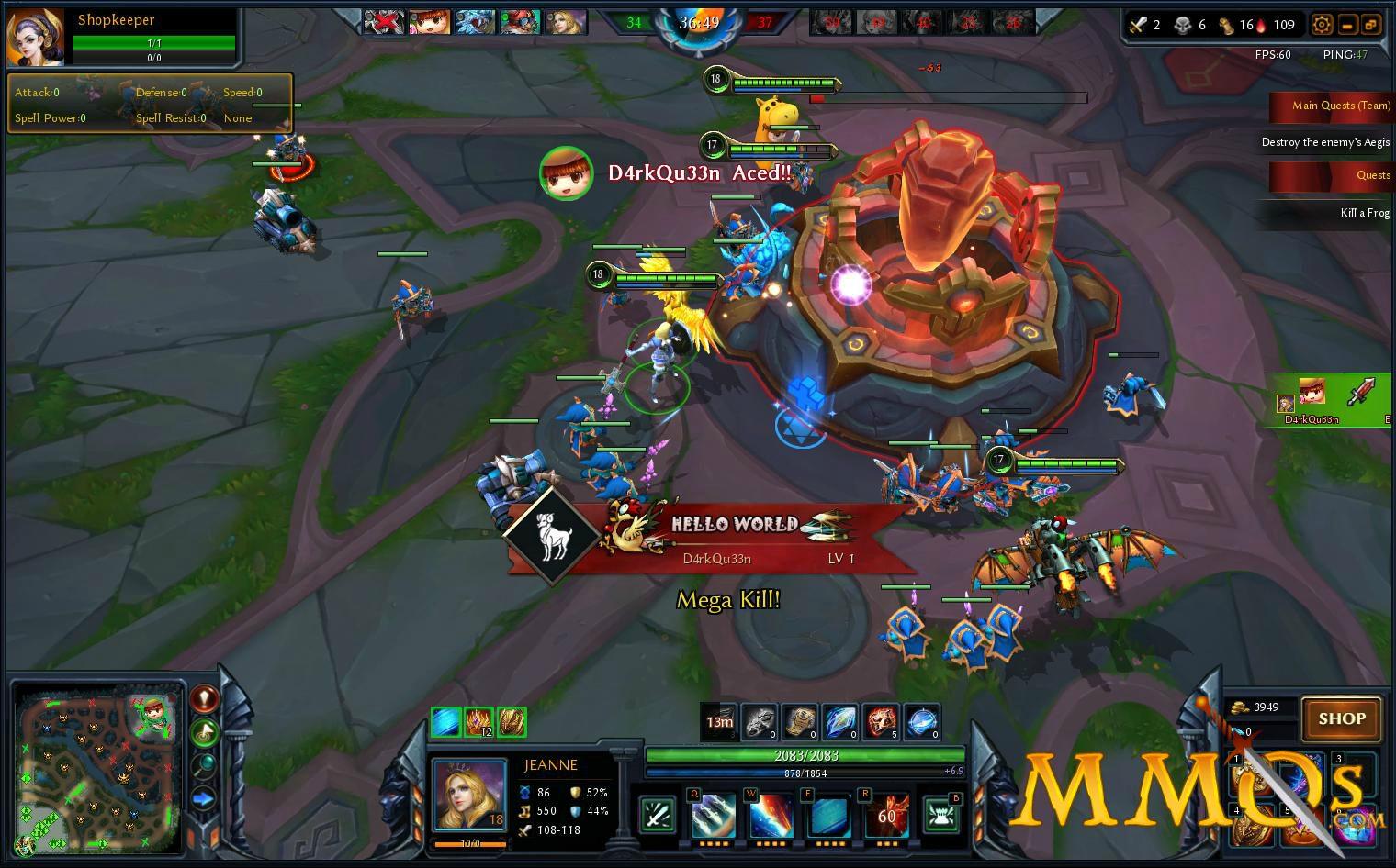 Game Moba Di Playstore