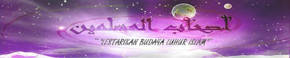 (@)Ashabul Muslimin(@) - Lestarikan Budaya Luhur Islam