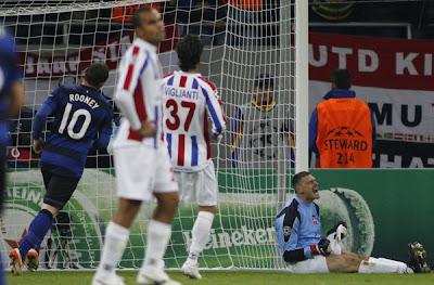 Otelul Galati 0 - 2 Manchester United (3)