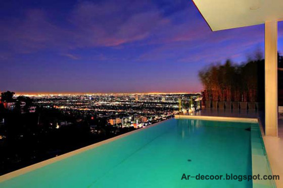 تحفة معمارية جديدة فى لوس أنجلوس