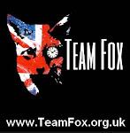 ¡SUERTE TEAM FOX!
