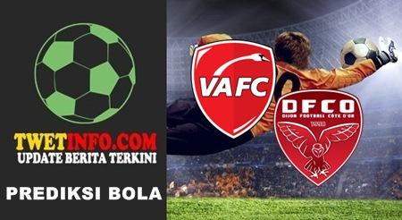 Prediksi Valenciennes AFC vs Dijon FCO, 2 Ligue 12-09-2015