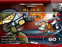 Coba Game Seru Ini A.L.I.A.S Episode 2