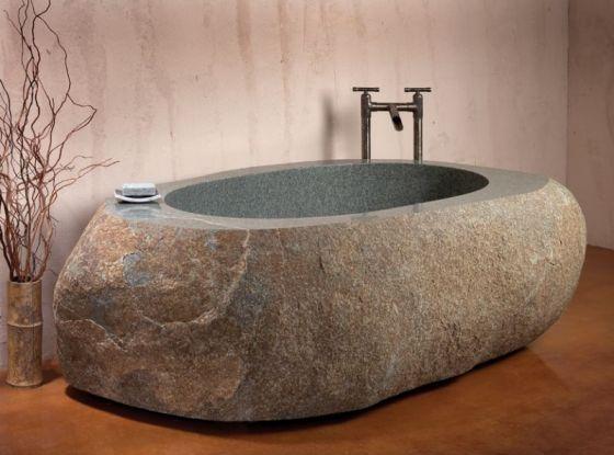 Vasca Da Bagno In Pietra Naturale Prezzi : Vasca da bagno in pietra idea arredo