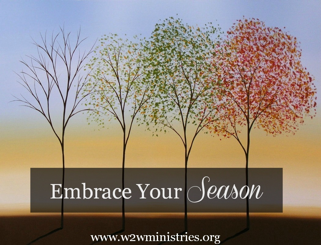 Seasons embrace