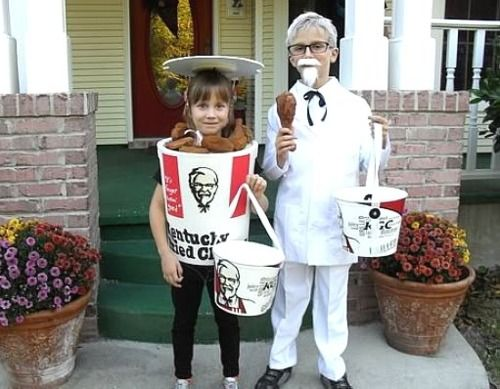 More Crazy and Creative Halloween Costumes The Best of - Best Creative Halloween Costumes