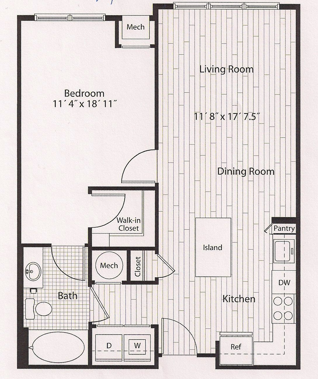 Apartment Structural Plans