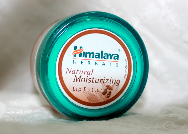 Himalaya Herbals Natural Moisturizing Lip Butter Review