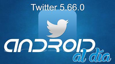 Twitter 5.66.0