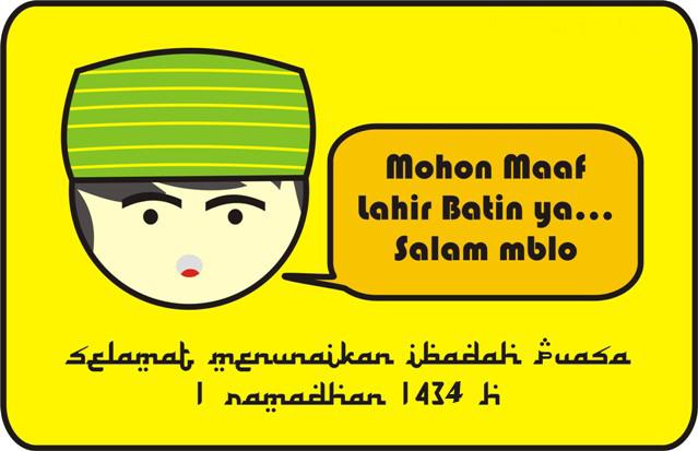 Selamat Menjalankan Ibadah Puasa 1 Ramadhan 1434H