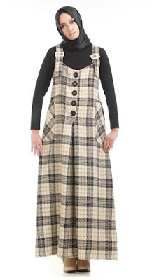 Baju Kodok Overall Bahan Wool Rajut Terbaru 2016