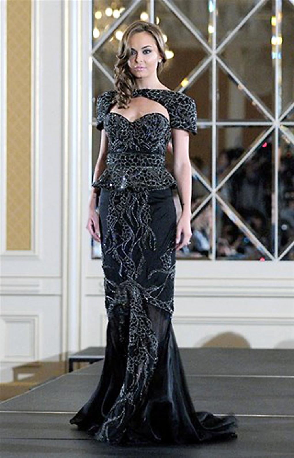 3d547e66fb1bbc Das teuerste (Nicht-Braut-)Kleid der Welt kommt mit einem Preisschild von  4