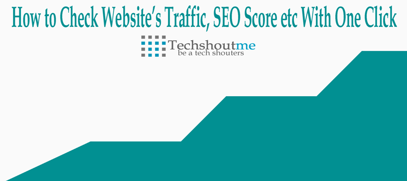 How to Check Website's Traffic