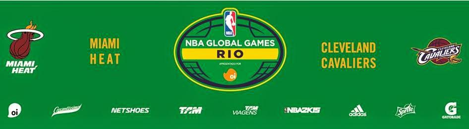 Pocket Hobby - www.pockethobby.com - #HobbySports - NBA no Brasil.