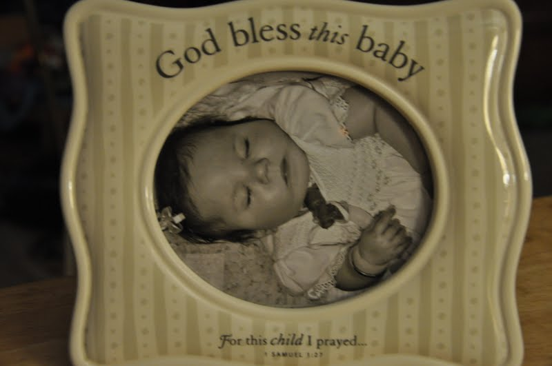 Life as a Leach: For This Child I Prayed
