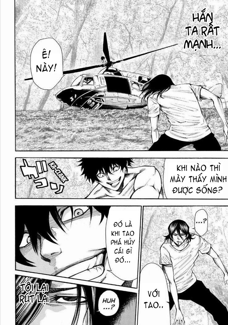 Kamisama No Iutoori II chap 82 Trang 8 - Mangak.info