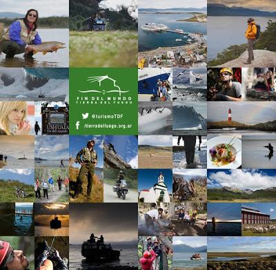 La mejor aventura Ushuaia Tierra del Fuego en FIT América Latina