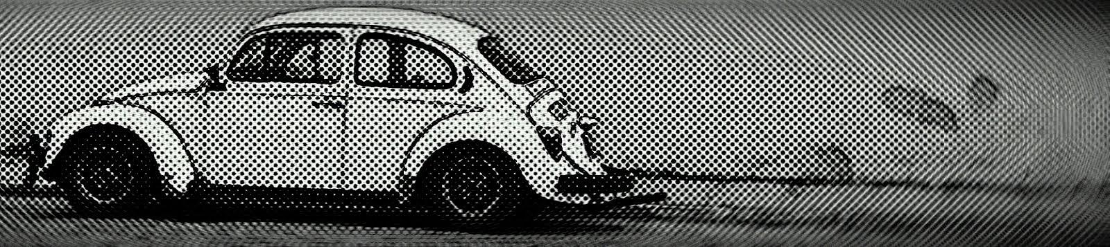 VW Fusca 80