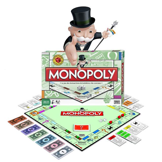Jeu de société Monopoly Standard