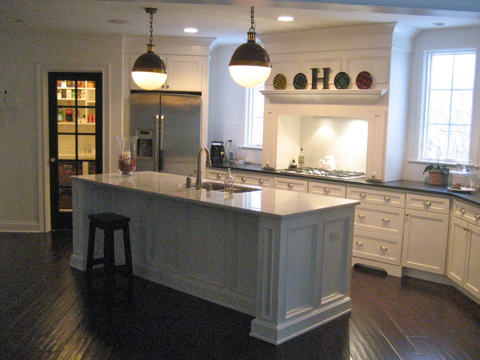 House of marlowe interiors the hicks pendant for Kitchen designs canada