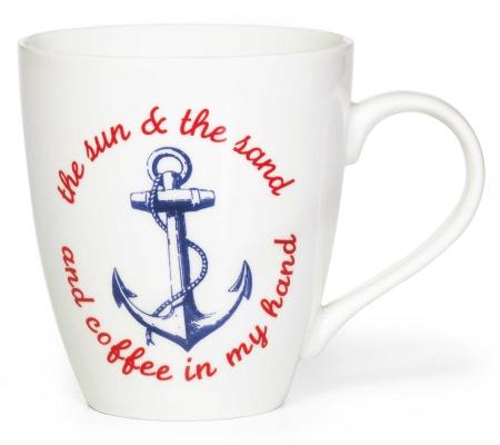Anchor Quote Mug