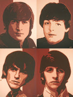 Painting Beatles