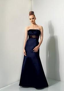 Vestidos Azul Marinho