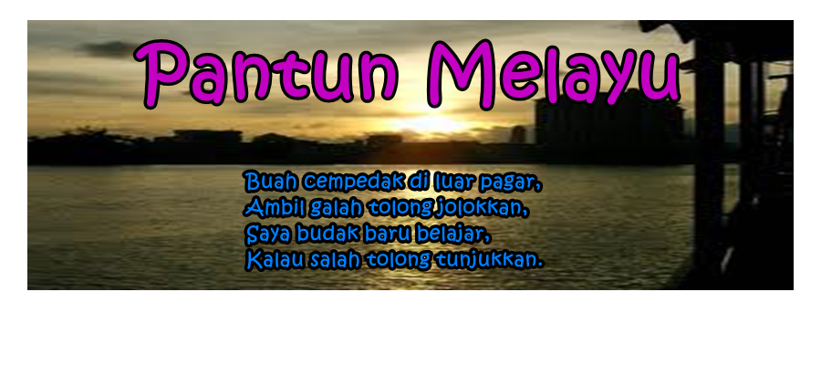 PANTUN MELAYU