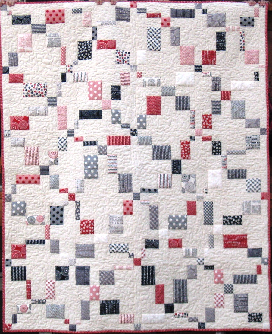 Irish Chain Quilt Pattern Best Decorating Design