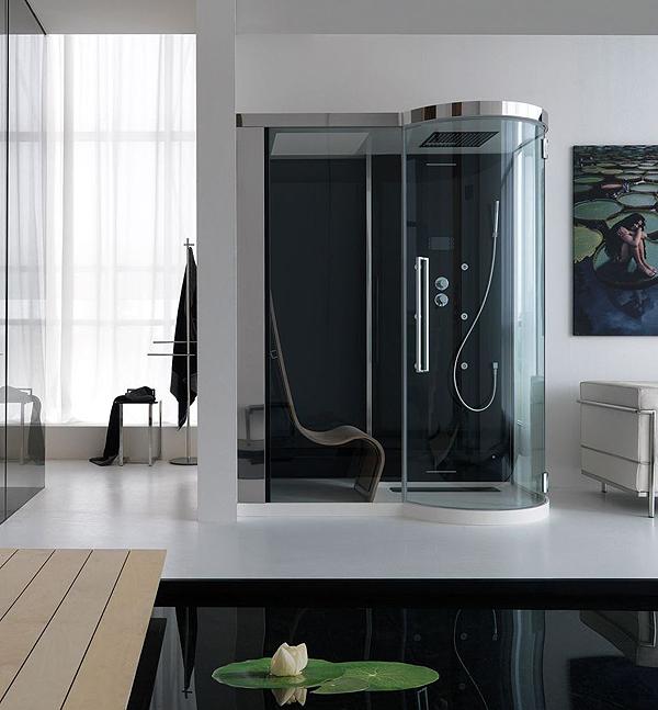 box doccia kuma con idromassaggio la doccia scozzese doccia con sauna bagno turco