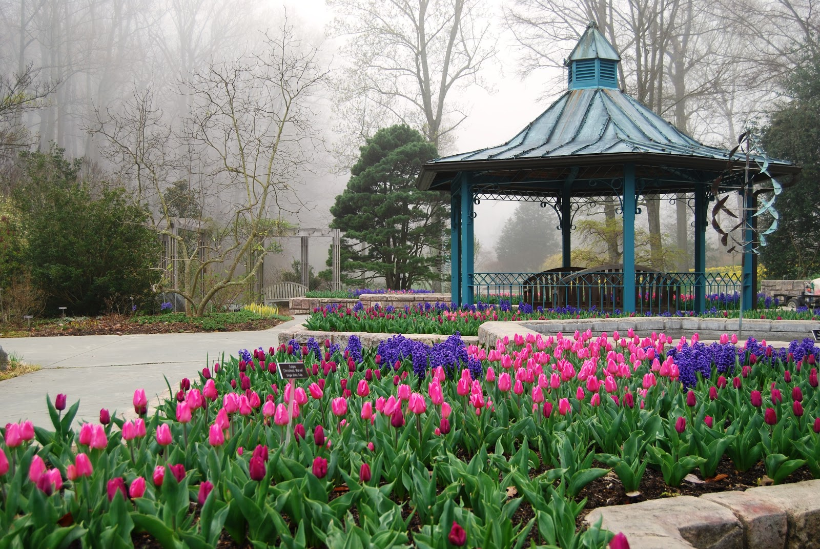 pittsburgh owl scribe brookside gardens year round beauty in a