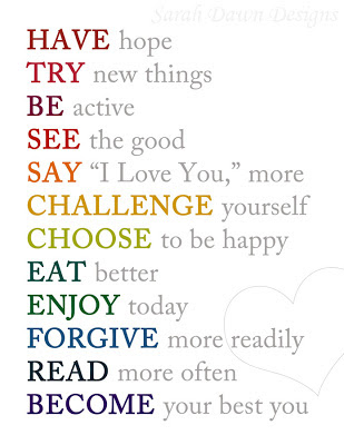 Love love this one it 39 s so simple and positive