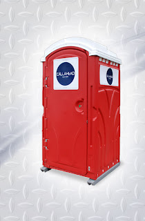 Portable-Toilet-in-Soho-NYC-red-head