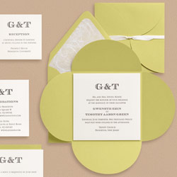 having do it yourself or diy wedding invitations can be