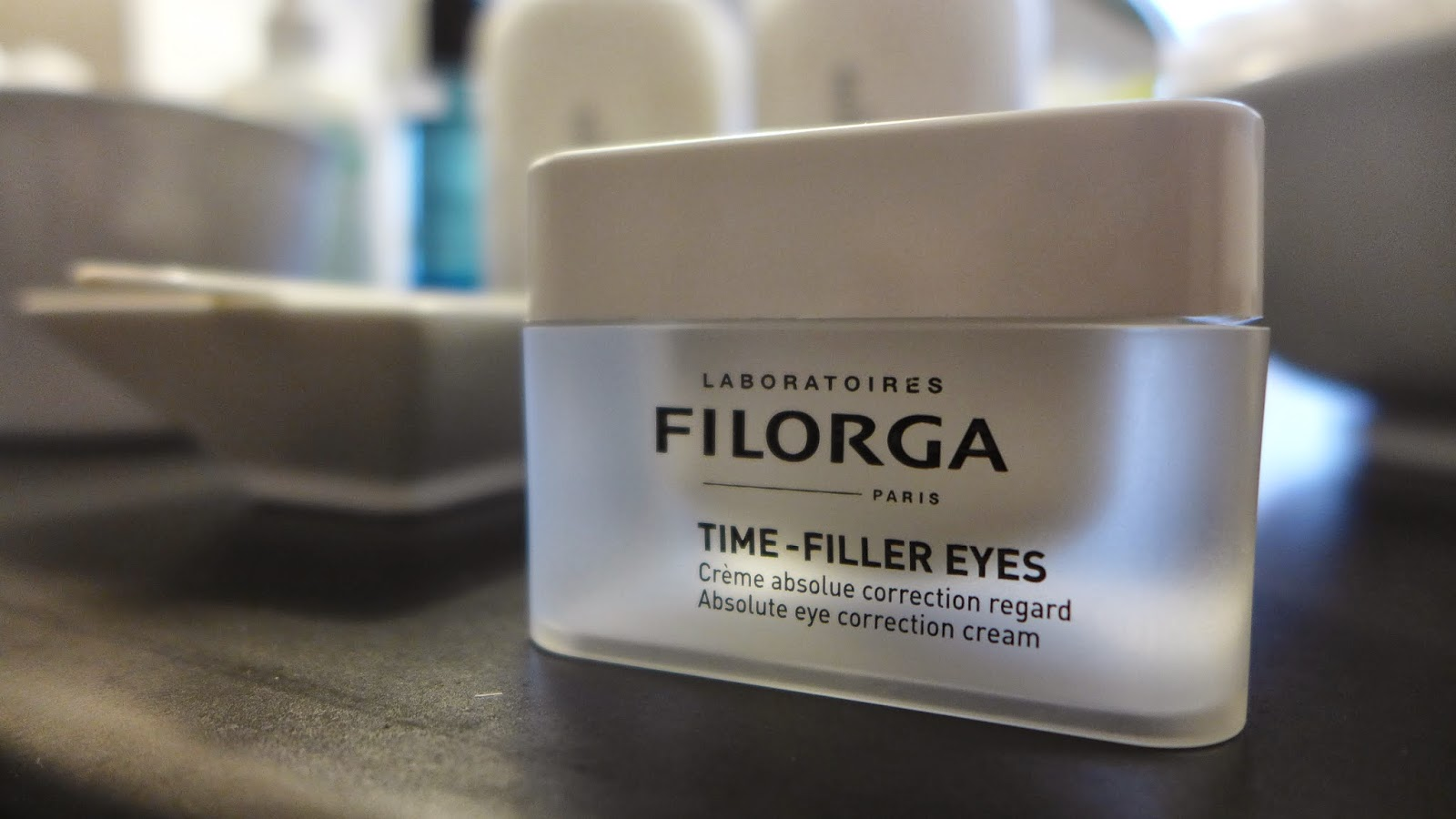 beauty review time filler eyes by filorga the parisian eye. Black Bedroom Furniture Sets. Home Design Ideas