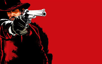 #11 Red Dead Redemption Wallpaper