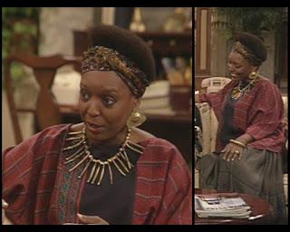 Cosby Show Elizabeth L Scott Caldwell