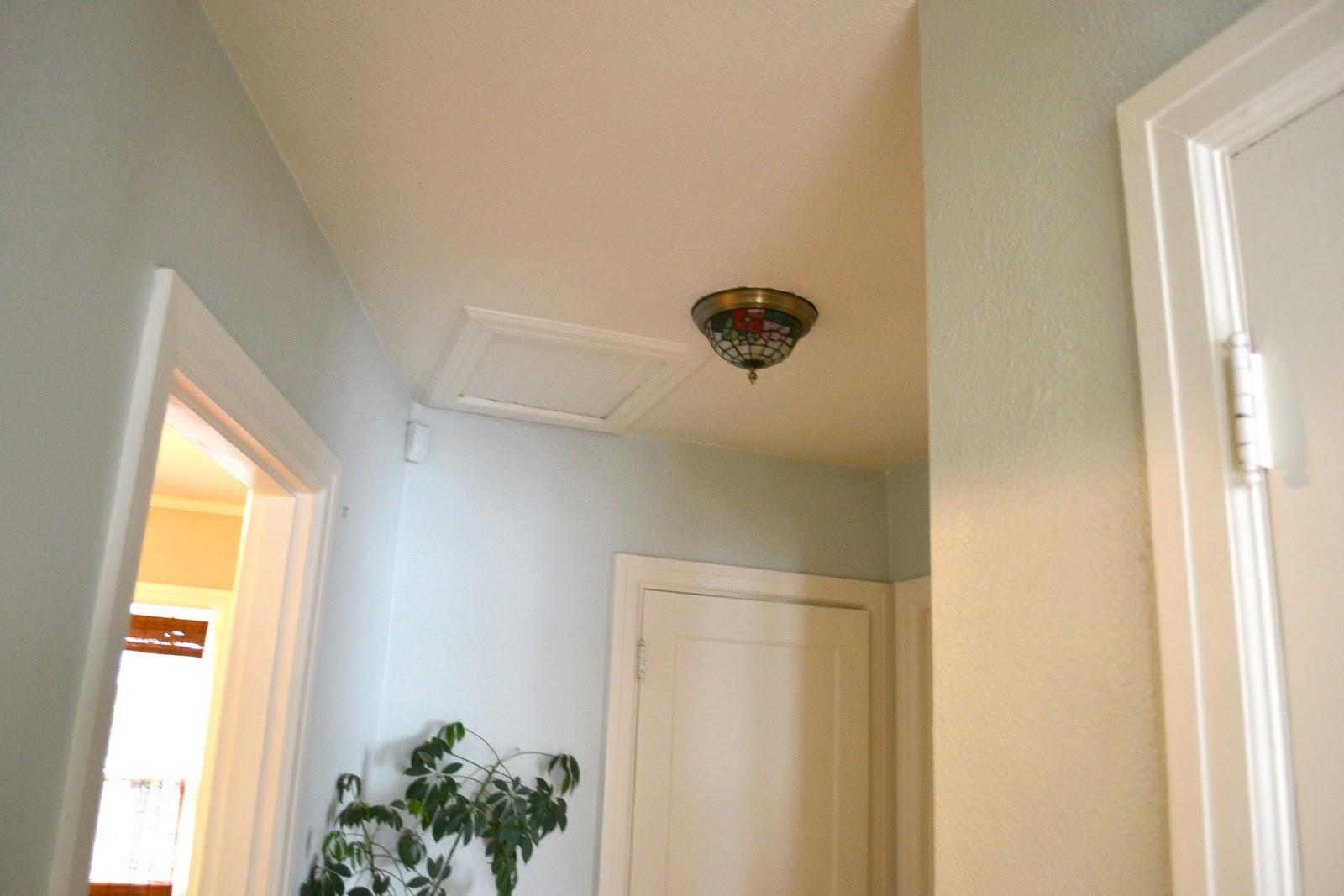 Hallway Lighting A Home In The Making Renovate Hallway Lighting