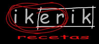 Ikerik Recetas