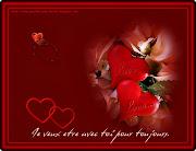 Saint ValentinCartesGif Animé Je . (st valentin )