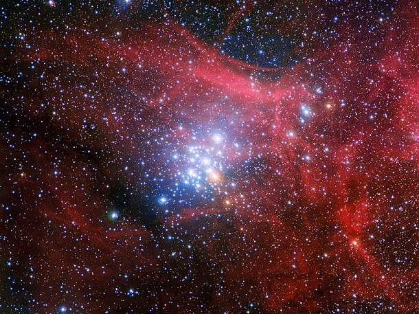 Astrofoto: Irmãos estelares