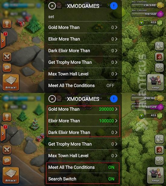 Mendapatkan Loot Banyak di Clash Of Clans (COC)