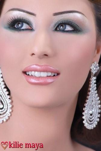 Maquillage Mariage Marocain 2016
